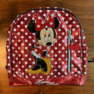New Minnie Mouse Toddler Backpack